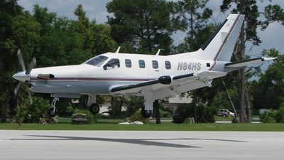N84HS - Socata TBM-700C2 - Private