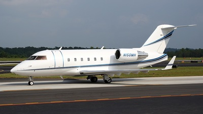 N150MH - Bombardier CL-600-2A12 Challenger 601 - Private