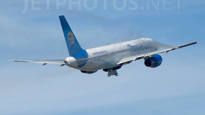 G-TCBA - Boeing 757-28A - Thomas Cook Airlines