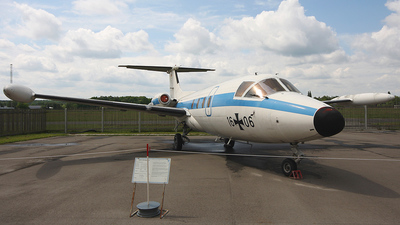 16-06 - MBB HFB-320 Hansa-Jet - Germany - Air Force