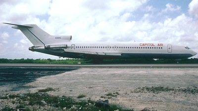 N389PA - Boeing 727-251 - Capitol Air Express