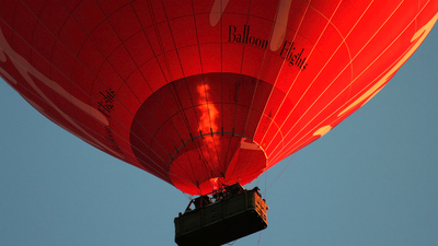 G-VBFF - Lindstrand LBL 360A - Virgin Balloon Flights