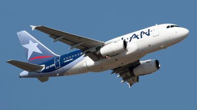 CC-CVH - Airbus A318-121 - LAN Airlines