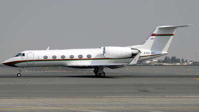 A4O-AC - Gulfstream G-IV - Oman - Royal Flight