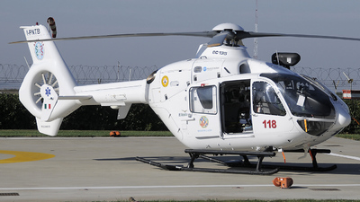 I-PNTB - Eurocopter EC 135T2 - Elitaliana