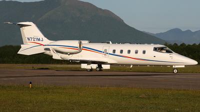 N721MJ - Bombardier Learjet 60 - Private