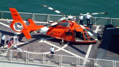 6590 - Aérospatiale HH-65 Dauphin - United States - US Coast Guard (USCG)