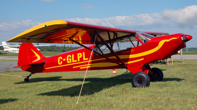 C-GLPL - Gilles Lallier L-Cub Super Charger - Private