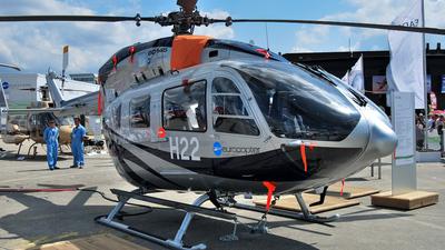 D-HADP - Eurocopter EC 145 - Eurocopter