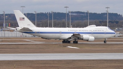 74-0787 - Boeing E-4A - United States - US Air Force (USAF)