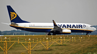 EI-DAX - Boeing 737-8AS - Ryanair