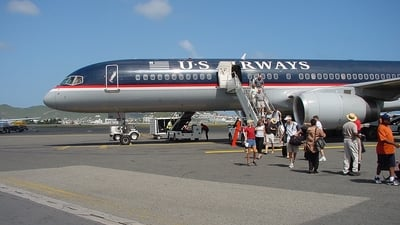 N615AU - Boeing 757-2B7 - US Airways