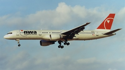 N501US - Boeing 757-251 - Northwest Airlines