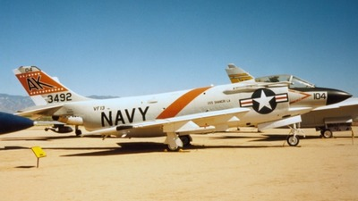 143492 - McDonnell F-3B Demon - United States - US Navy (USN)