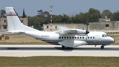 N196D - CASA CN-235 - Private