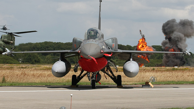 609 - General Dynamics F-16D Fighting Falcon - Greece - Air Force