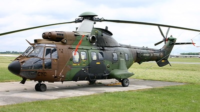 2443 - Aérospatiale AS 532UL Super Puma 2 - France - Army