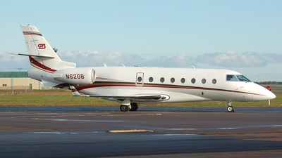 N62GB - Gulfstream G200 - Private