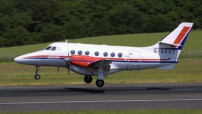 G-EEST - British Aerospace Jetstream 31 - Eastern Airways