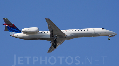 N827MJ - Embraer ERJ-145LR - Delta Connection (Freedom Airlines)