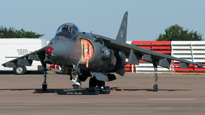 ZD406 - British Aerospace Harrier GR.7 - United Kingdom - Royal Air Force (RAF)