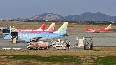 RJNS - Airport - Ramp