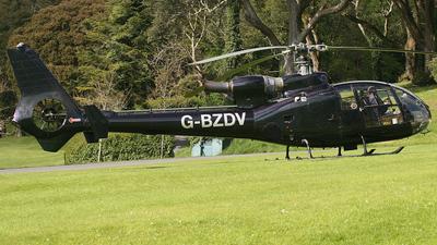 A picture of GBZDV - Aerospatiale Gazelle Ht Mk2 - [1150] - © Trevor Mulkerrins