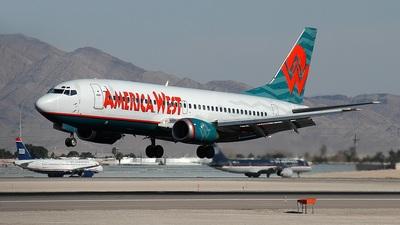 N331AW - Boeing 737-3Y0 - America West Airlines