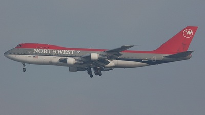 N632US - Boeing 747-251B - Northwest Airlines