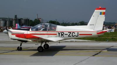 YR-ZCJ - Zlin 142 - Romanian Airclub