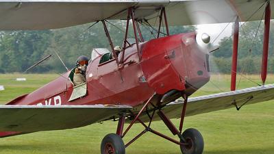 A picture of GASKP - De Havilland DH82 Tiger Moth - [3889] - © Brian Whitelegg