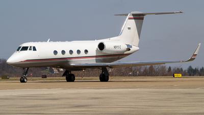 N915C - Gulfstream G-II(SP) - Private
