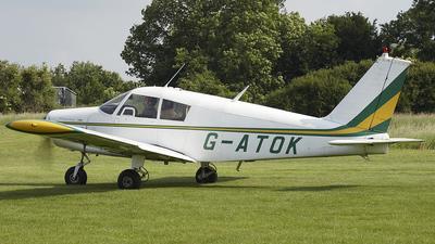 A picture of GATOK - Piper PA28140 - [2821612] - © Bob Wood