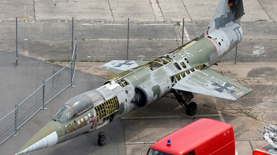 - Lockheed F-104 Starfighter - Germany - Air Force