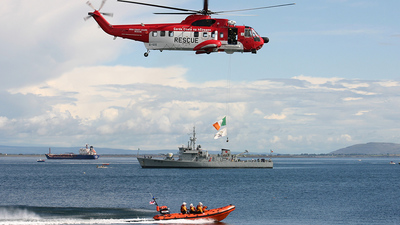 EI-GCE - Sikorsky S-61N - Ireland - Coast Guard