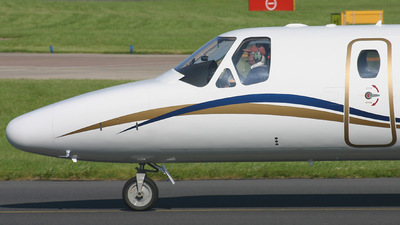 N23AJ - Cessna 550B Citation Bravo - Private