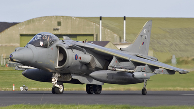 ZD435 - British Aerospace Harrier GR.9 - United Kingdom - Royal Air Force (RAF)