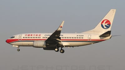 B-5209 - Boeing 737-79P - China Eastern Airlines