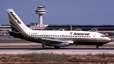 G-BOSA - Boeing 737-204(Adv) - Amberair