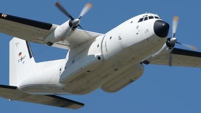 50-87 - Transall C-160D - Germany - Air Force