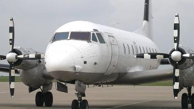 G-BGMN - Hawker Siddeley HS-748 Series 2A - Emerald Airways