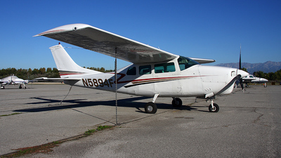 N5894F - Cessna 210G Centurion - Private