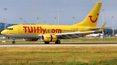 D-AHXD - Boeing 737-7K5 - TUIfly