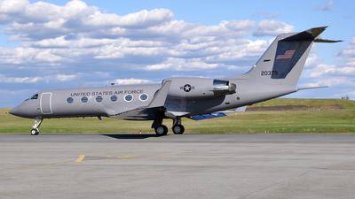92-0375 - Gulfstream C-20H - United States - US Air Force (USAF)
