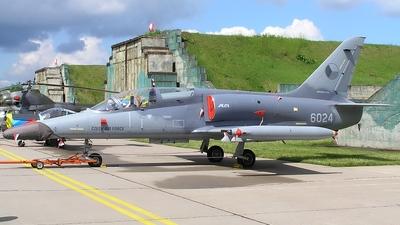 6024 - Aero L-159A Alca - Czech Republic - Air Force