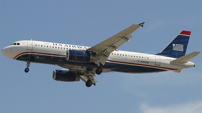 N651AW - Airbus A320-232 - US Airways (America West Airlines)