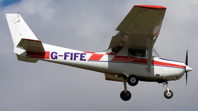 G-FIFE - Reims-Cessna FA152 Aerobat - Tayside Aviation
