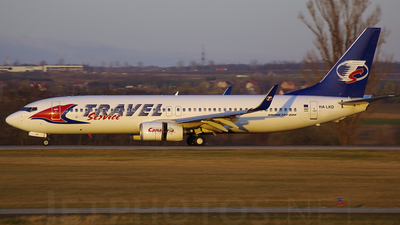 HA-LKD - Boeing 737-8K5 - Travel Service
