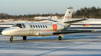 A picture of FGLYC - Cessna 560 Citation V - [5600205] - © Sami Aaltonen
