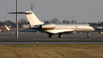 C-FLLA - Bombardier BD-700-1A10 Global Express XRS - Bombardier Aerospace